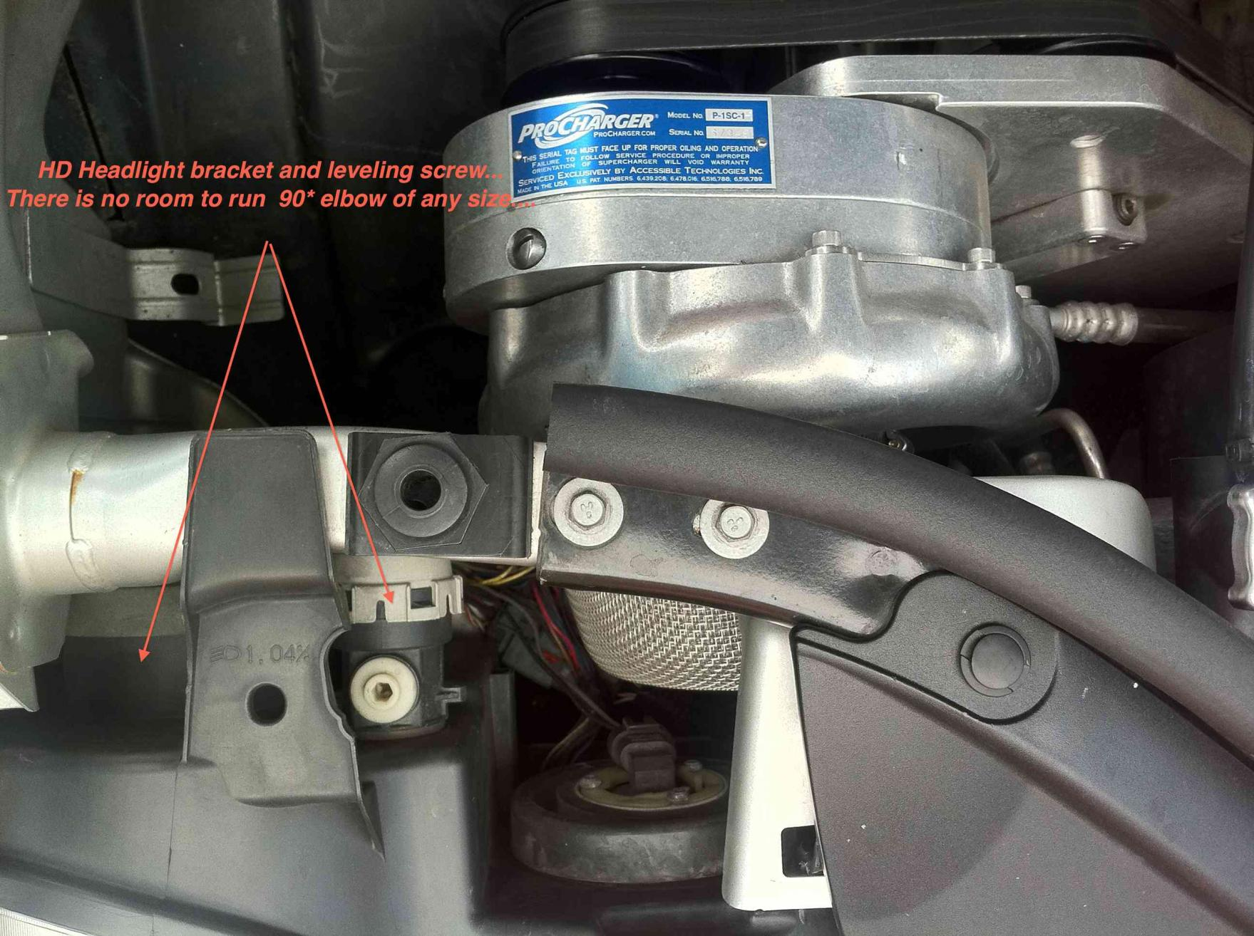 Procharger Non-Slip Pulleys   P1 & D1 owners   Page 6