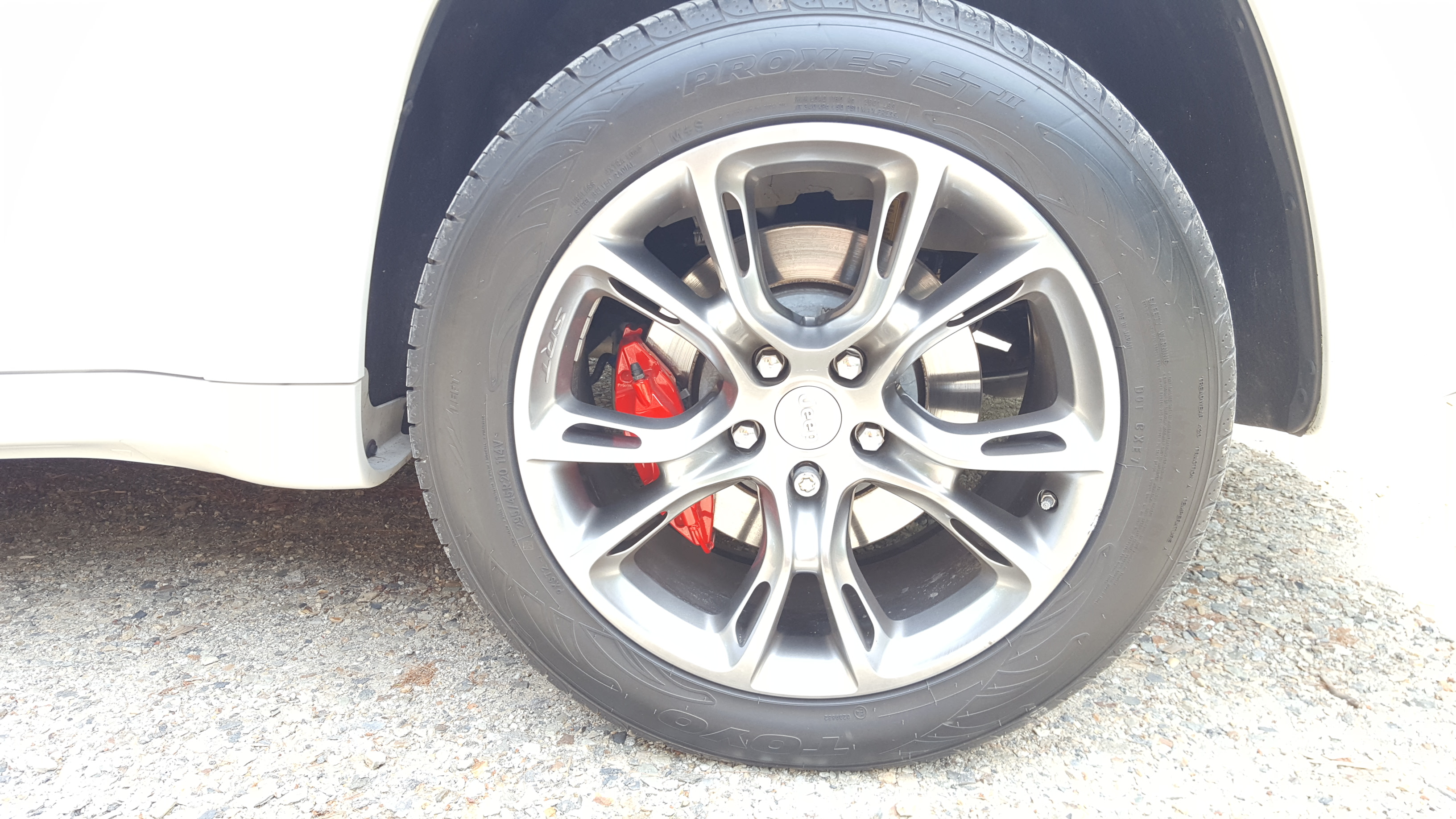 New Tire Road Noise - Ongoing Issue | Cherokee SRT8 Forum