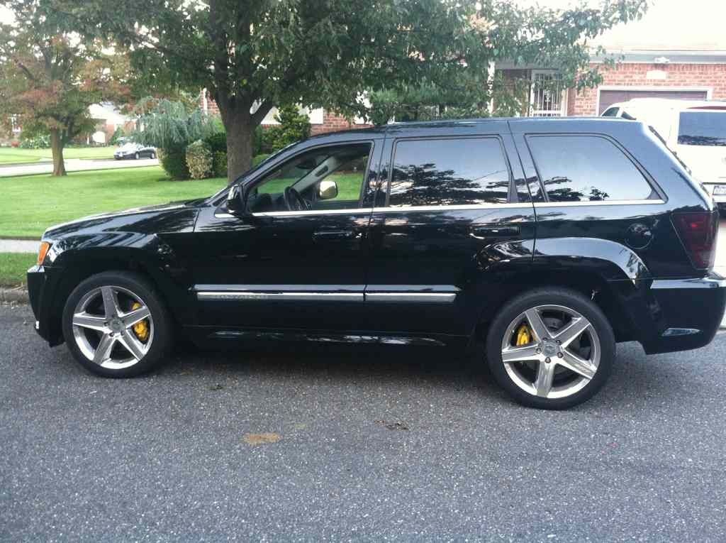 Millenium Yellow Or Red Calipers Cherokee Srt8 Forum