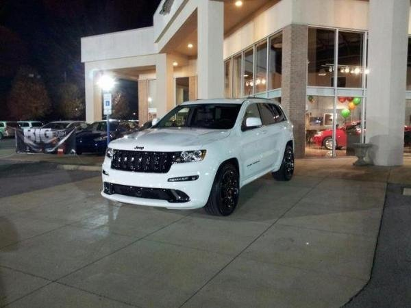 Showcase cover image for allenjanthony's 2013 Jeep Grand Cherokee SRT8