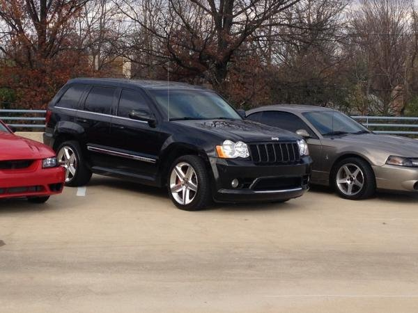 Showcase cover image for DrSheldonCooper's 2010 Jeep Grand Cherokee SRT8