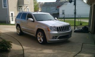 Showcase cover image for jeep srt8