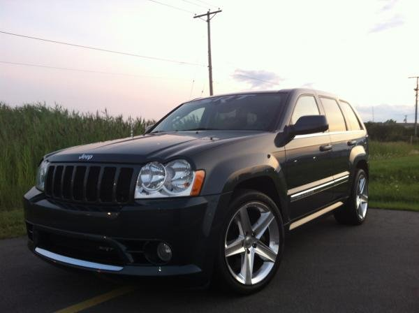 Showcase cover image for SRT8Daly's 2007 Jeep SRT8