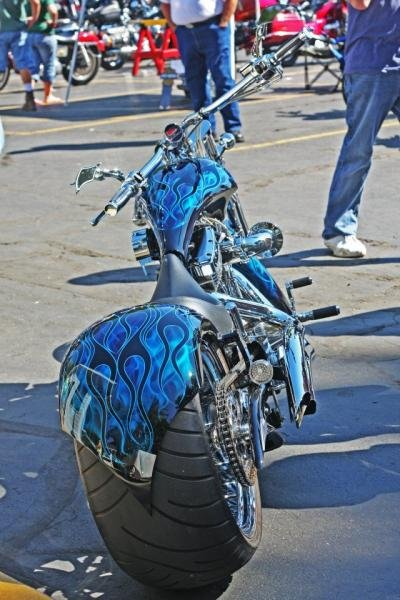 Showcase cover image for SRT8Daly's 2008 Big Bear Chopper Sled Prostreet