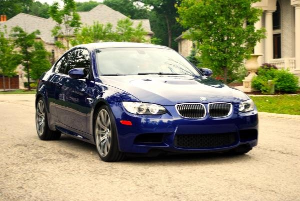 Showcase cover image for TonyC02's 2009 BMW M3