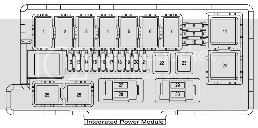 Help!!! Need connector for the Integrated Power Module (2005