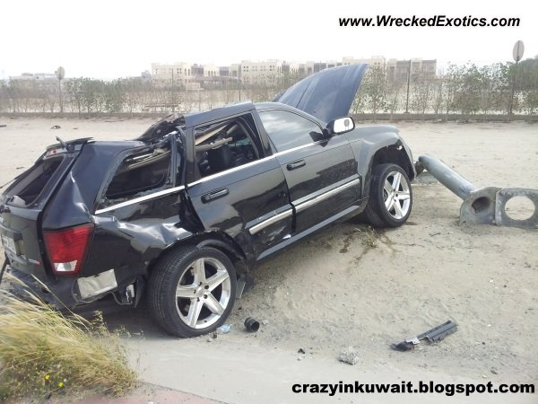 Jeep Grand Cherokee Forum >> Srt8 Crashed Ouch Painful Cherokee Srt8 Forum