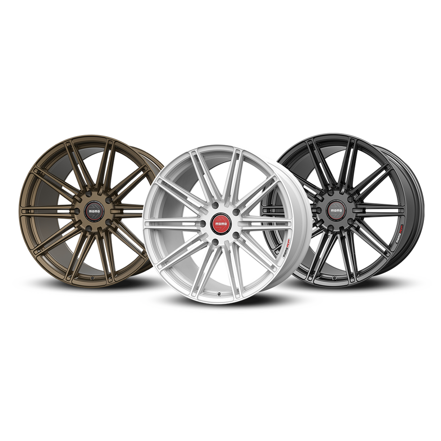 Momo Rf Series Flow Forged Concave Wheels Built On Order