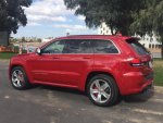 Kevin Z's 2015 Jeep Grand Cherokee SRT
